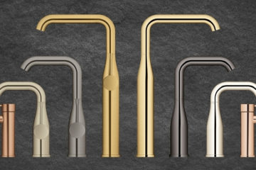Grohe essence nouvelles finitions