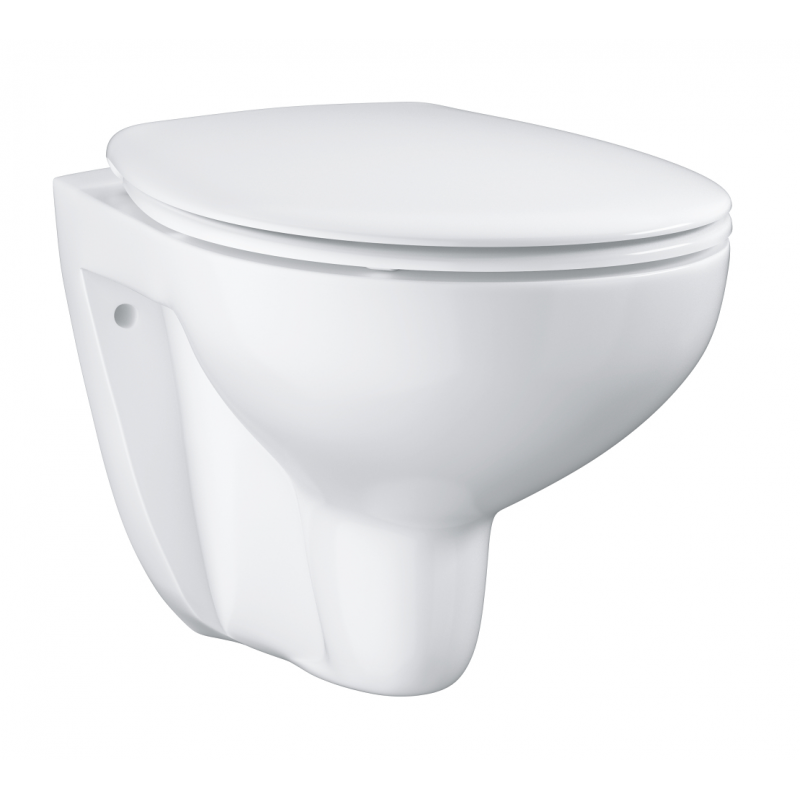Grohe Bau Ceramic WC suspendu, blanc alpin (39351000)