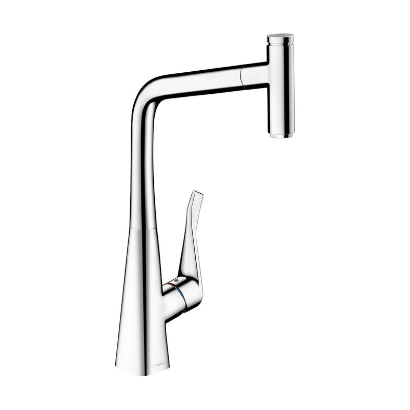 mitigeur douchette extractible hansgrohe