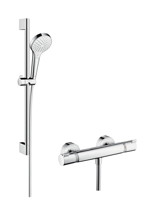Hansgrohe Combi Croma Select S Vario 0,65m/Ecostat Comfort