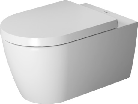 WC suspendu Duravit Rimless ME by Starck
