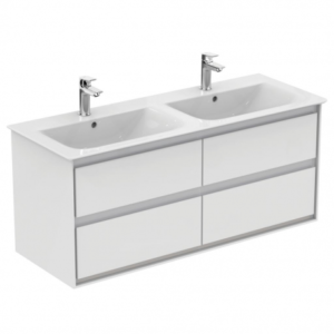 double vasque ideal standard