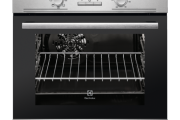 Electrolux Four encastrable 57L, classe A avec fonction gril + Finition anti-empreintes digitales (EZB2400AOX)